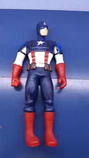 Juguetes Varios: Hulk, Capitán América, Minion, Etc