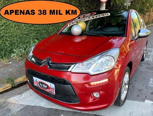Citroën C3 1.6 Vti 16v Exclusive Flex Automático / C3 2013