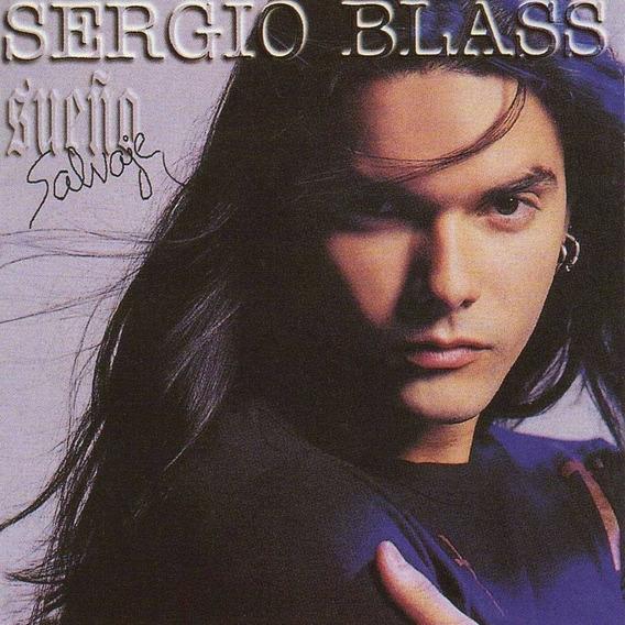 Sergio Blass Ex Menudo Del 86 Al 90 Cd Sueño Salvaje