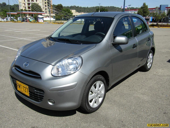 Nissan March Advance Mt 1600cc Aa
