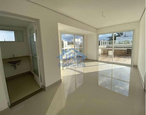 Apartamento Com 3 Dormitórios À Venda, 182 M² Por R$ 780.000 - Chácara Pavoeiro - Cotia/sp - Ap4598