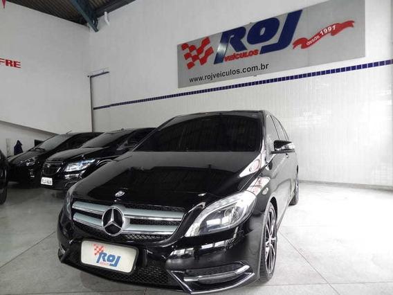 Mercedes-benz B200 1.6 Sport Turbo Gasolina 4p Aut 2014