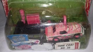 Miniatura Carros Cars Tank Coat No.36 Disney Mattel