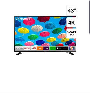 Tv Samsung 43 4k Ultra Hd Smart Serie 7