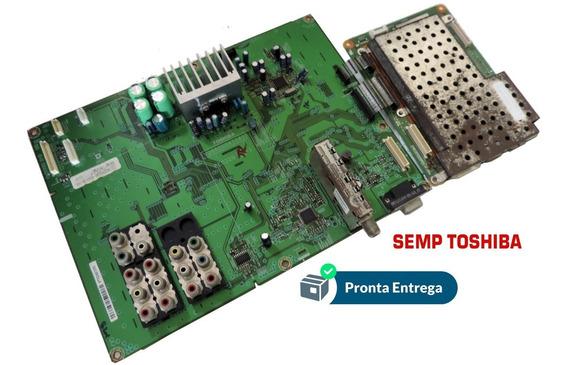 Placa Principal Toshiba 37hl57 + Placa Hdmi Original