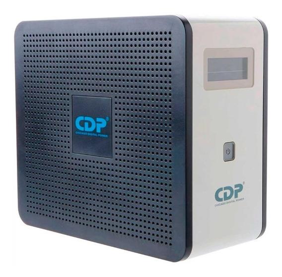 No Break Cdp R-smart1010 40 Min 1000va/500w 10 Contactos