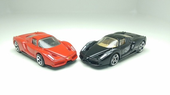 Hot Wheels Kit Ferrari Enzo Truckin Transporters E Test Trax