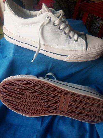 Zapatillas Clásicas Topper Como Nuevas