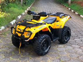 Can Am Quadriciclo 400 Xt 4x4 Automático