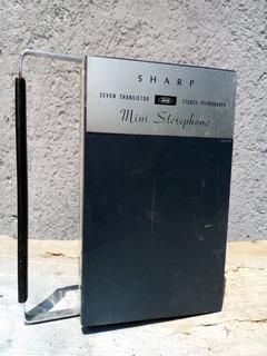 Tocadiscos Radio Sharp Vintage Para Piezas