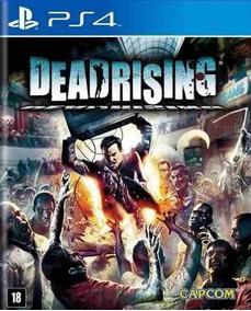 Dead Rising Remastered - Fisica - Selado