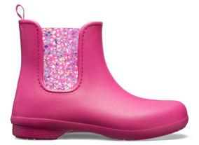 Crocs Freesail Chelsea Boot - Pink