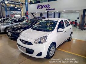 Nissan March S 1.0 Flex 12v