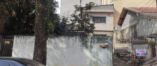Imagem 1 de 20 de Terreno À Venda, 240 M² Por R$ 430.000,00 - Vila Camilópolis - Santo André/sp - Te1141