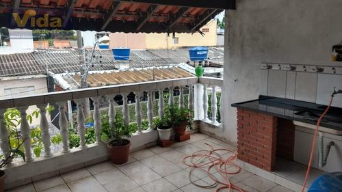 Imagem 1 de 12 de Sobrado Para Venda Conjunto Habitacional Presidente Castelo Branco - Carapicuíba - 41996