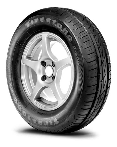 Imagen 1 de 7 de Neumático 185/70r14 Firestone F600 + Válvula $0