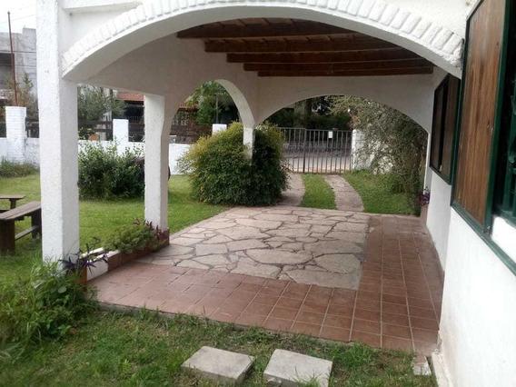 Casa En Mina Clavero A Dos Cuadras Del Centro Y Tio