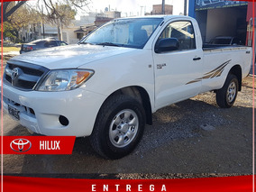 Toyota Hilux 2.5 Dx Cab Simple 4x2 Modelo 2008