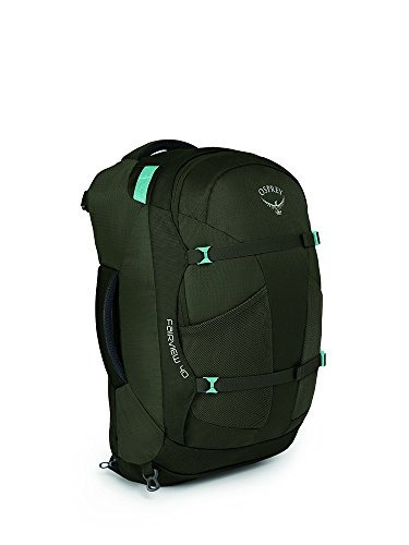 Osprey Packs Fairview 40 Mochila De Viaje, Misty Grey, Sm...
