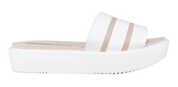 Zuecos Blanco Moleca 5406416 Zapatos Mujer Lujandro