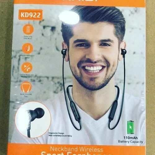 Fone Sport Earphone Neckband Wireless Kaidi Kd922