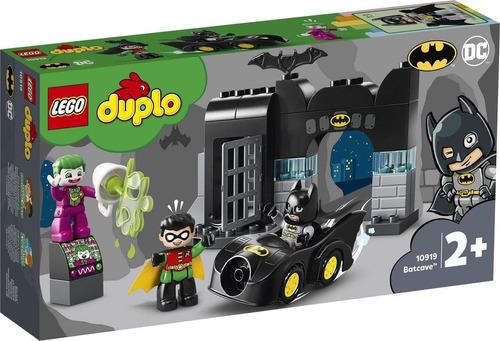 Imagem 1 de 3 de Lego Duplo Batman Batcaverna 10919