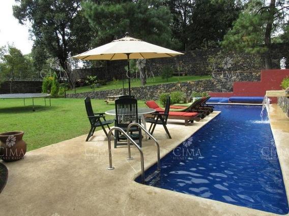 Venta De Impecable Residencia Al Norte De Cuernavaca - V83