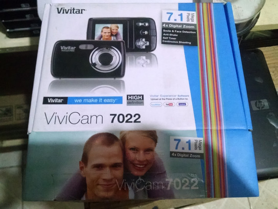 Câmera Digital Vivitar V8025