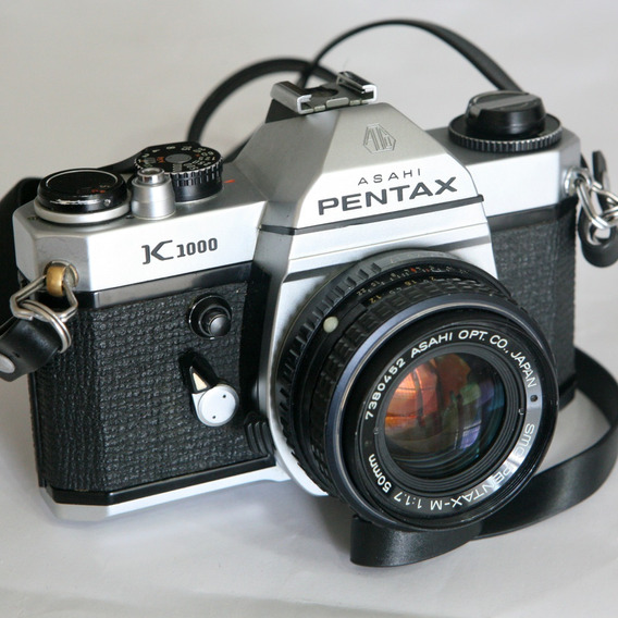 Camara Pentax K1000