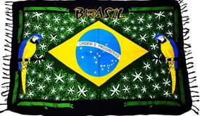 Canga De Praia Do Brasil Variedade De Cores E Modelos