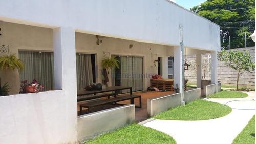 Chácara Com 2 Dormitórios À Venda, 1032 M² Por R$ 680.000,00 - Recanto Dos Dourados - Campinas/sp - Ch0095