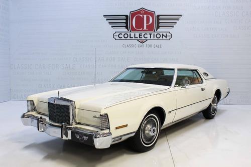 Lincoln Continental Mark Iv Tag Cadillac Buick Mercury