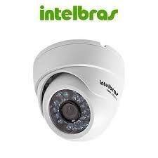 Camera Ir Dome Ahd G3 Vmd1010 Intelbras