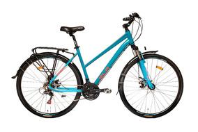 Bicicleta Urbana Slp Touring R28 Dama // Envío Gratis.