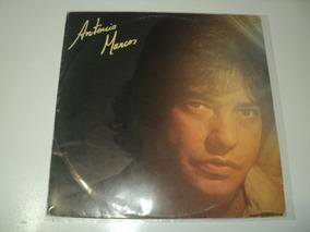 Disco De Vinil - Antônio Marcos-1982