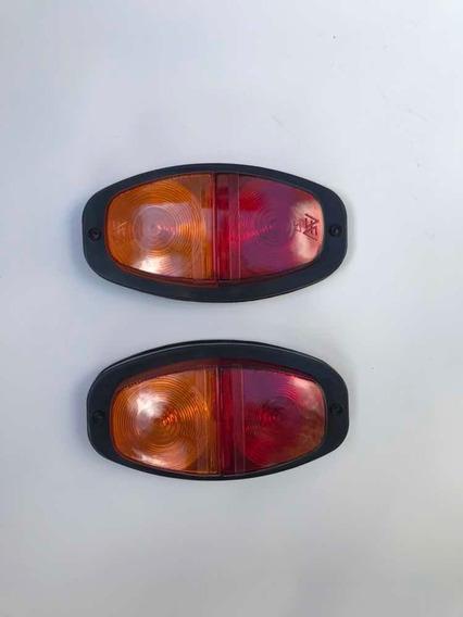 Lanterna Canoinha Para Reboque Adaptação Par