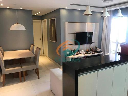 Apartamento Com 2 Dormitórios À Venda, 55 M² Por R$ 425.000,00 - Vila Prudente - São Paulo/sp - Ap3588