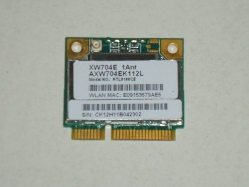 Placa Wifi Notebook Positivo Unique S2065