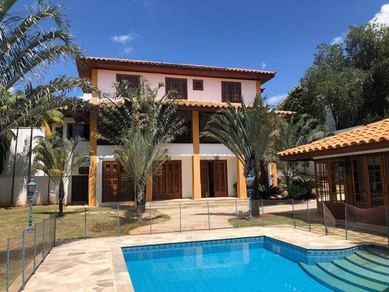 Casa Com 4 Suítes À Venda, 592 M² Por R$ 4.750.000 - Gramado - Campinas/sp - Ca0969