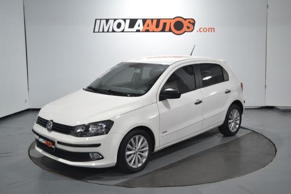 Volkswagen Gol Trend 1.6 Pack Iii 5p M/t 2013 -imolaautos-