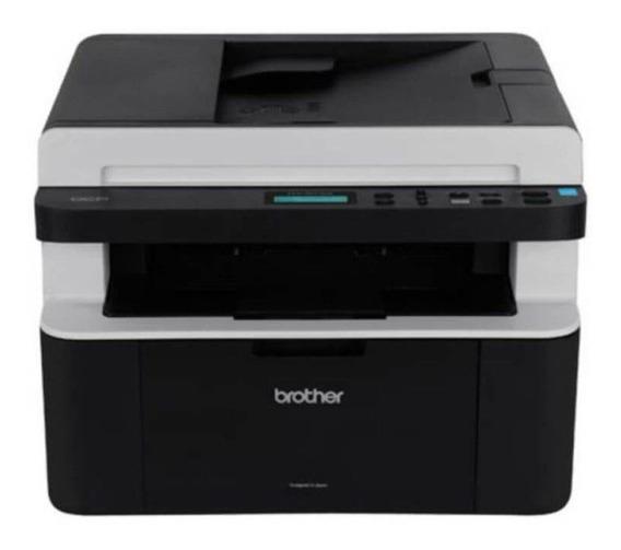 Impressora Brother Laser Multifuncional Mono S Fio Dcp1617nw