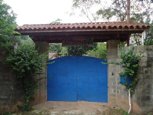 Chácara Rural À Venda, Jardim Jóia, Arujá - Ch0034. - Ch0034