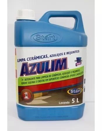 4 Azulim Limpa Ceramicas E Azulejos 5l