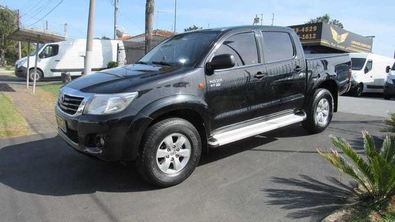 Toyota Hilux 2.7 Cd Sr 4x2 Flex 2014