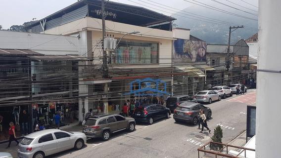 Loja Para Alugar - Rua Teresa - Petrópolis/rj - Lo0011