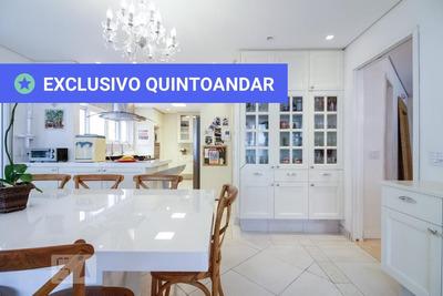 Casa Em Condomínio Mobiliada Com 4 Dormitórios E 4 Garagens - Id: 892885503 - 185503