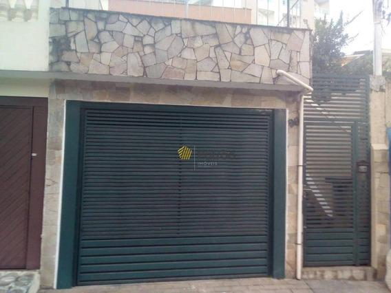 Sobrado Com 2 Dormitórios, Sendo 1 Suíte - Baeta Neves - São Bernardo Do Campo/sp - So0814