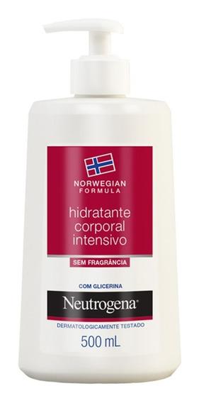 Norwegian Formula Sem Fragrância Neutrogena - Hidratante Corporal Intensivo 500ml