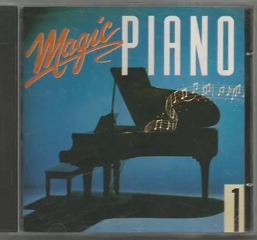Magic Piano - Vol.1 - Cd (lacrado)