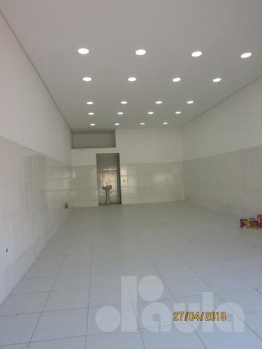 Salão Comercial 66m² Vila Linda Em Santo André - 1033-11652